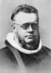 Christopher Knudsen – Nedre Eikers første sogneprest