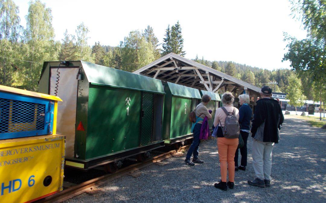 Sommertur til Sølvgruvene