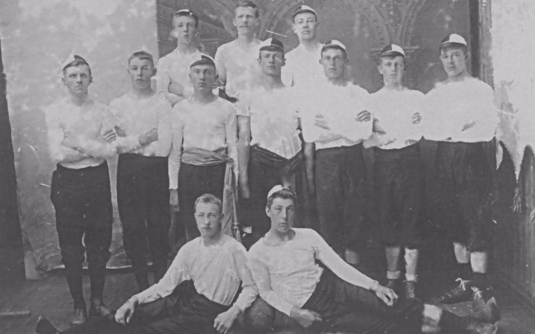 Birkebeinerens første fotballag 1907