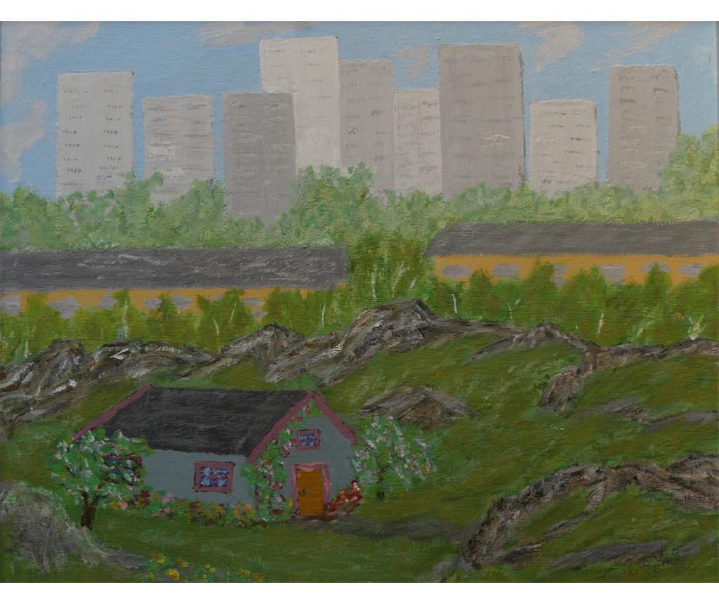 LAND OG BY - Eva Lund Olsen