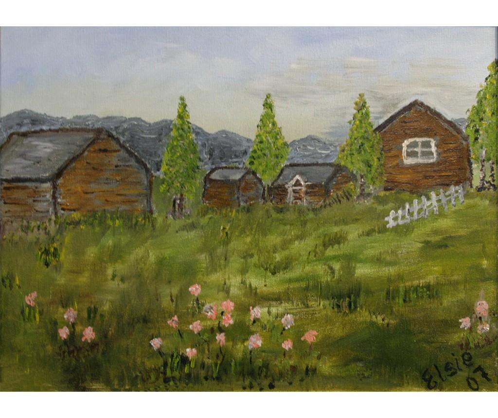 SETERVOLLEN - Elsie Bjurstrøm