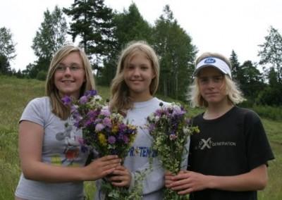 Blomsterpikene!