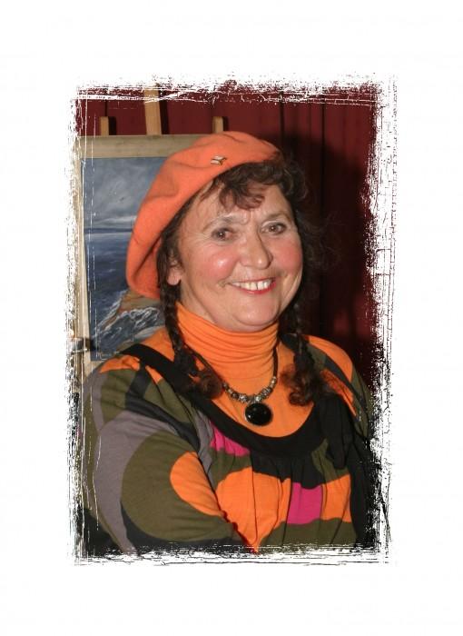 Anne Blixt Bergstrand