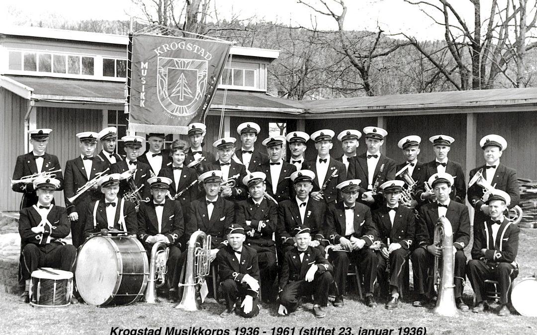 Krogstad Musikkorps 1936 – 1991