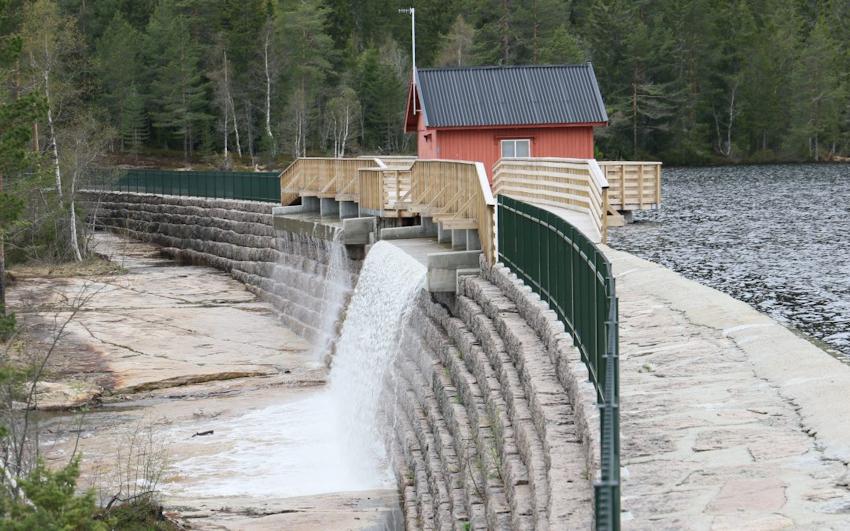 Damhuset på Nerdammen blir turisthytte