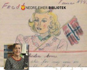 Foredrag // Om helter og skurker og nasjonal identitet @ Nedre Eiker bibliotek | Buskerud | Norge