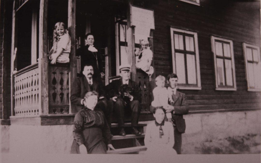 Nedre Eiker provianteringsråd 1918
