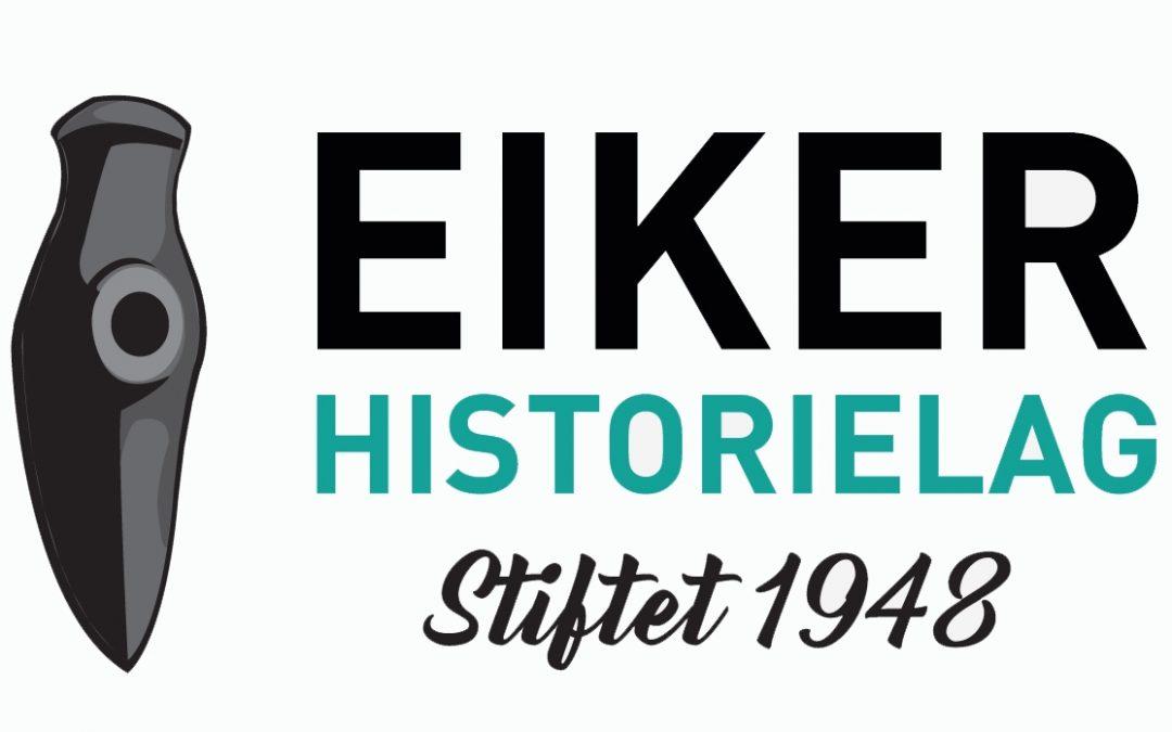 Eiker Historielag er 70 år!