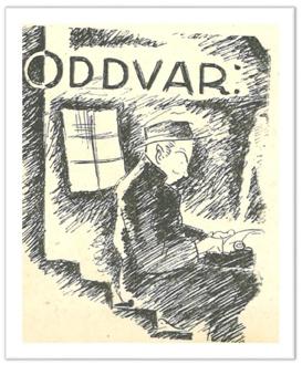 Bok om Oddvar Aas – pressemann og diplomat fra Hokksund