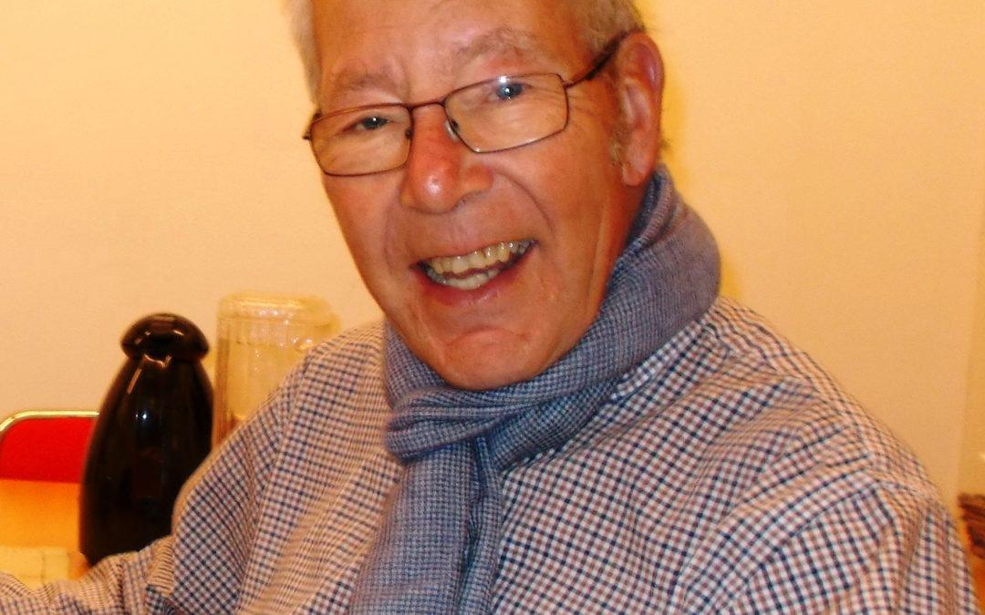 Stein Andersen overtar som leder