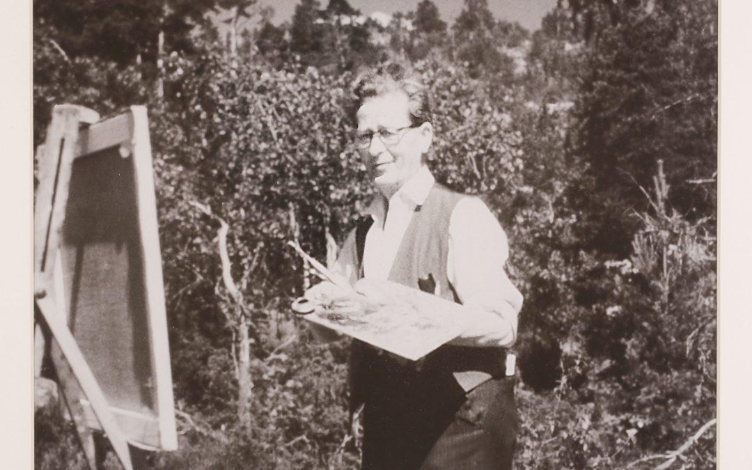 Anton Raaen, kunstmaler
