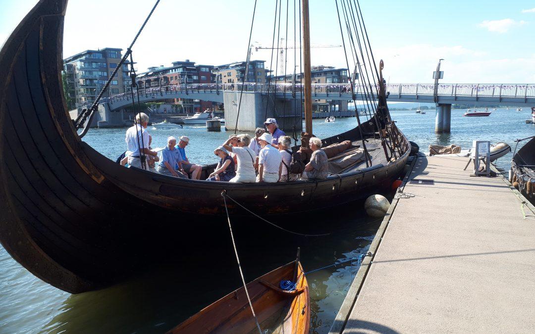 Sommertur til Tønsberg