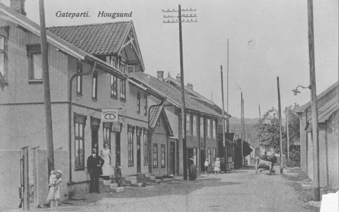 Lokalhistorisk vandring i Gamle-Hokksund