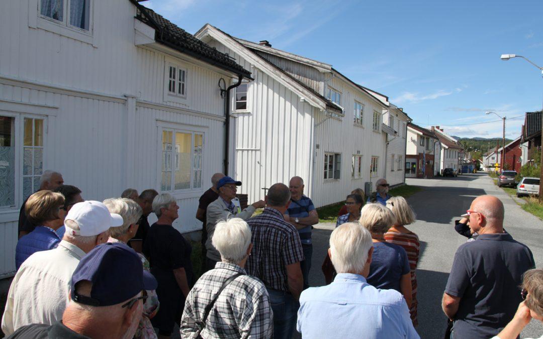 Fin stedsvandring i Gamle-Hokksund