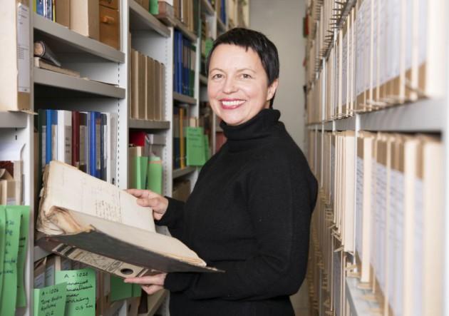 Historiske arkiv fra Eiker bevares i Vestfold
