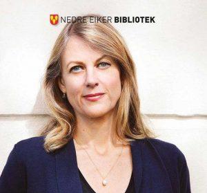 Forfattermøte med Helene Uri @ Nedre Eiker bibliotek