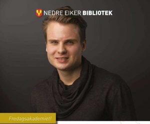 Omvendt ingeniørkunst - Foredrag ved Jonas Kristiansen Nøland @ Nedre Eiker bibliotek
