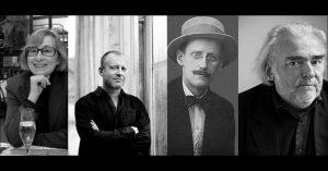 Klassikerkveld - Ulysses av James Joyce @ Nedre Eiker bibliotek