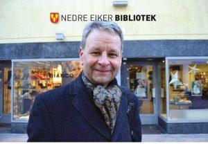Morgendagens arbeidsliv med Trond Østgaard @ Nedre Eiker bibliotek