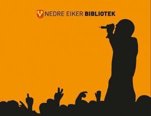 Nye stemmer med åpen mikk @ Nedre Eiker bibliotek