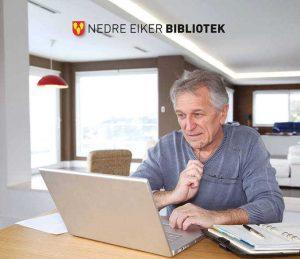 Seniornett @ Nedre Eiker bibliotek