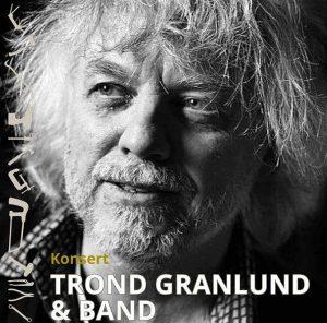 Konsert med Trond Granlund & band @ Stiftelsen Verkstedet