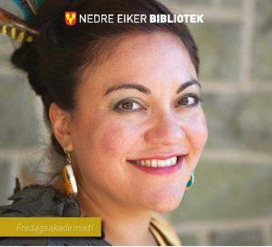 Forfattermøte med Veronica Salinas @ Nedre Eiker bibliotek
