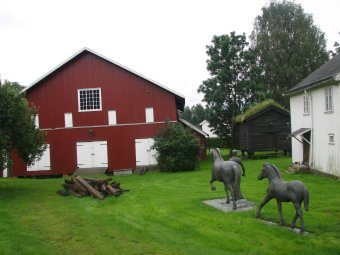 Årsmøte i Eiker Historielag