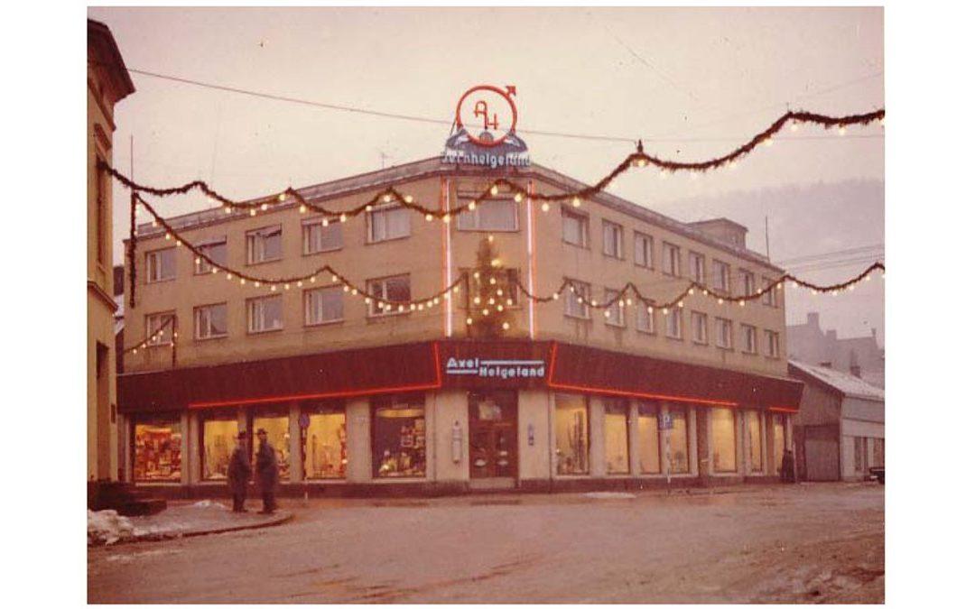 Axel Helgeland Jernvareforretning