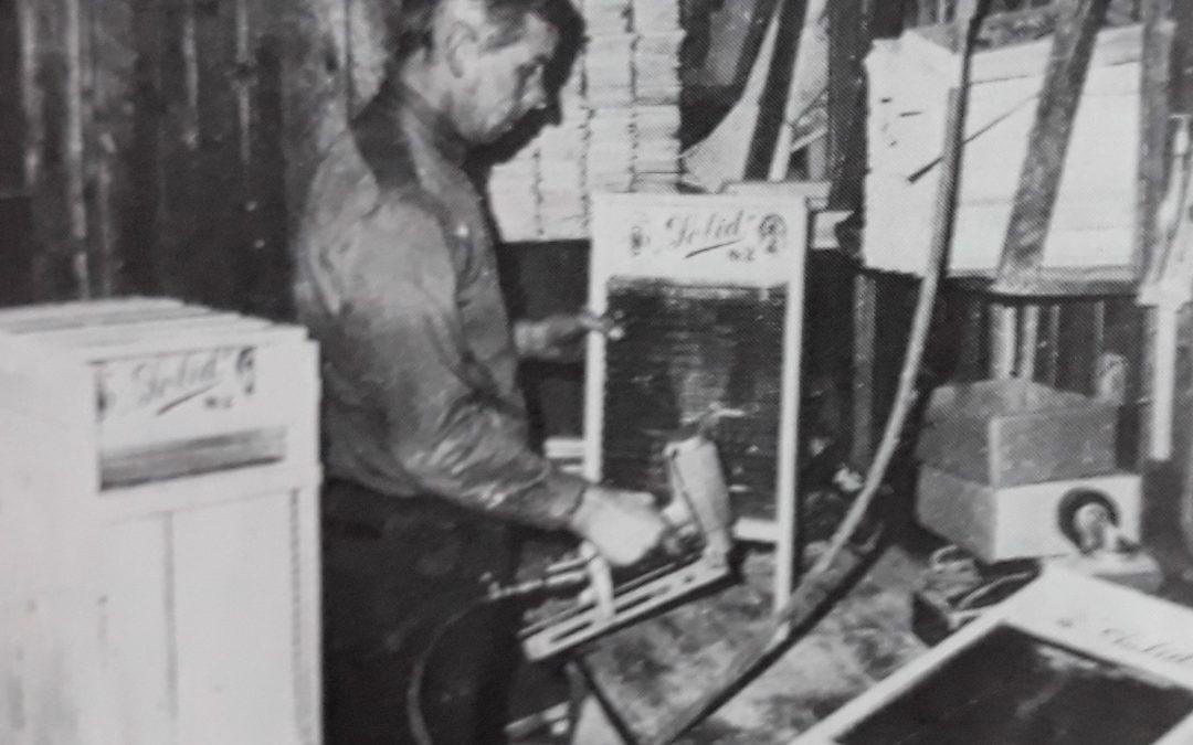 Brødrene Nikkerud Trævarefabrik – Trælastforretning 1912 – 1988