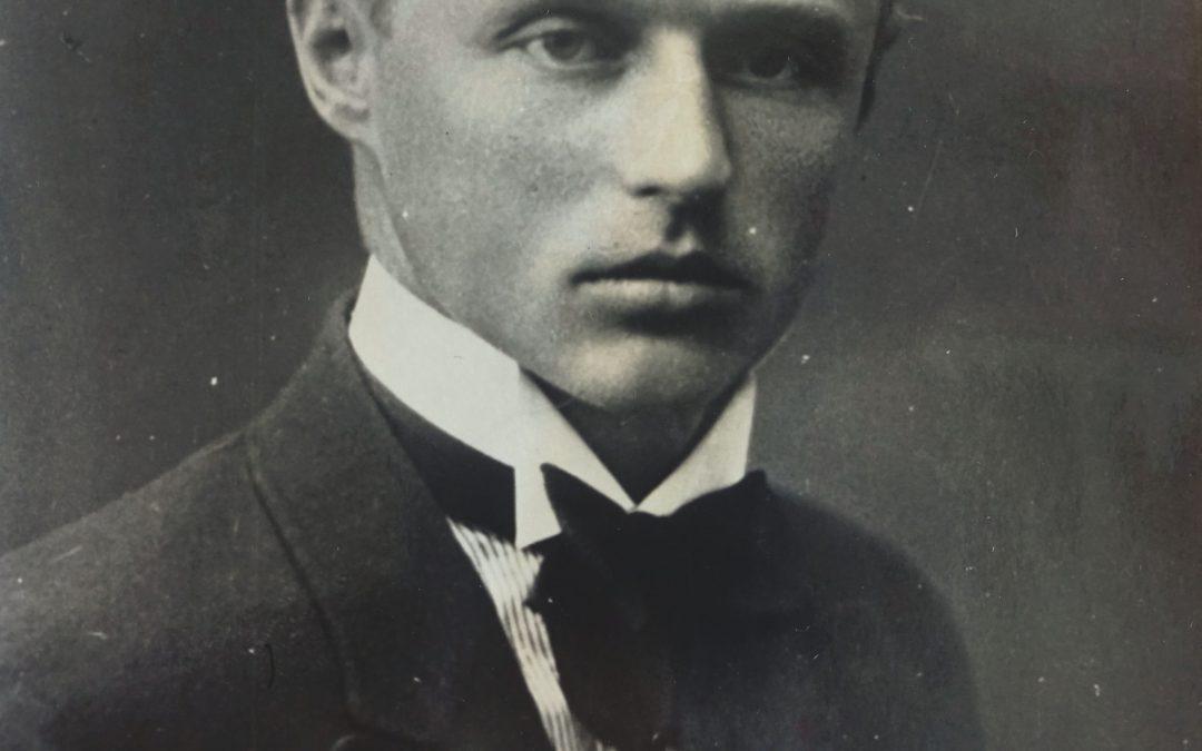 Olaf Korsgaard Dikter og samfunnskritiker