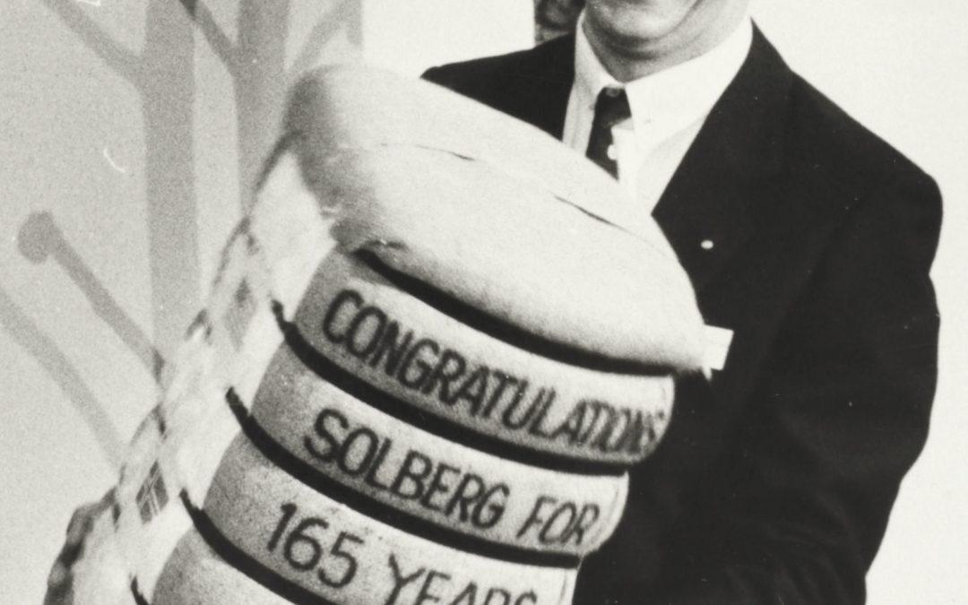 Det startet med bomull- Solberg bomuldsspinderi 1821