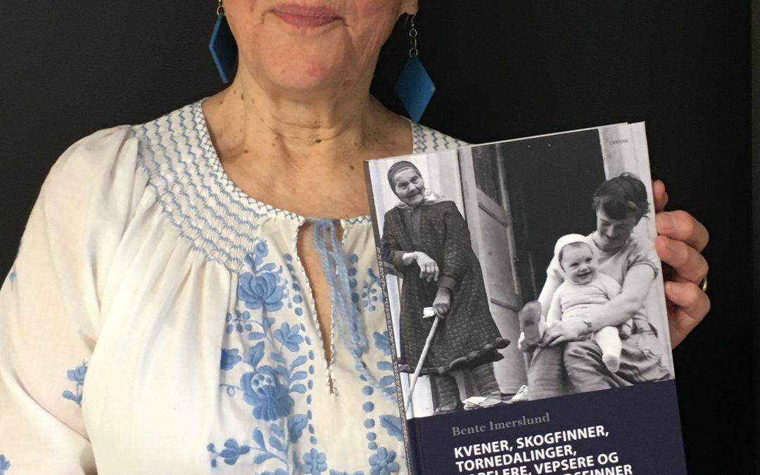 Ny bok om den gamle Finnemarka-kulturen