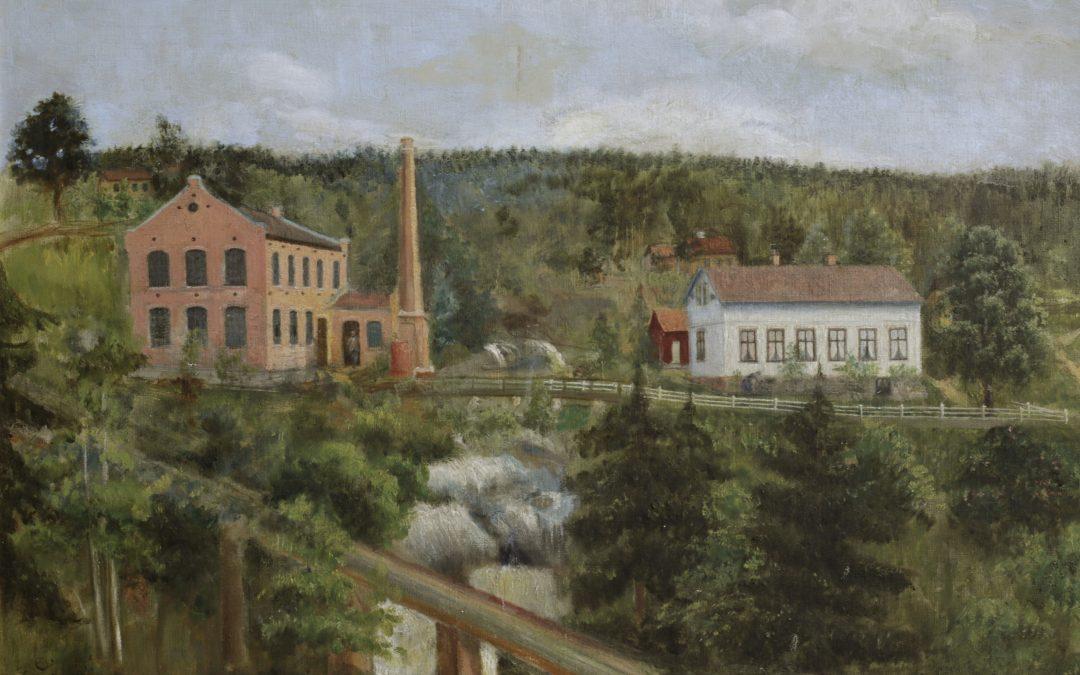 Norsk tekstilindustri 150 år.