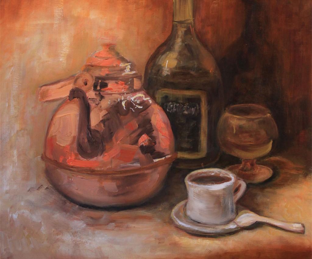 Kaffe Avec - Torgrim Bæra