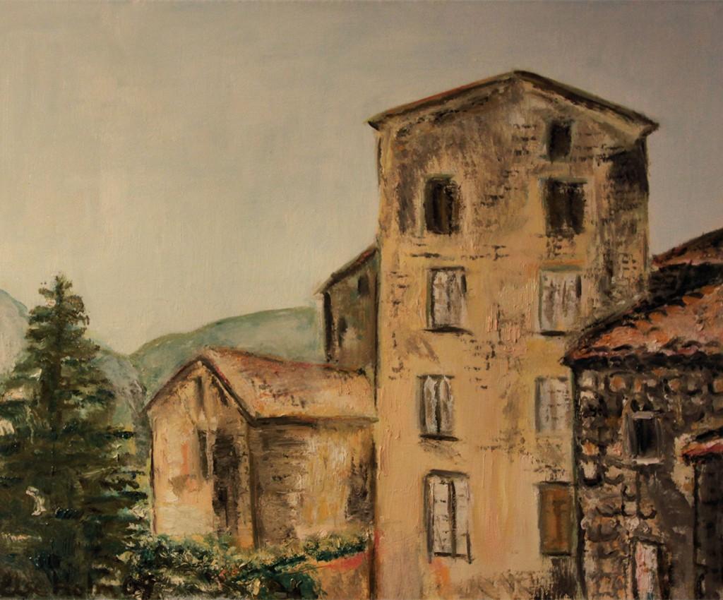 Tema fra Toscana - Else Holm